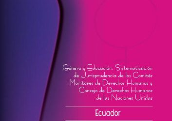 Ecuador – Jurisprudencia de DDHH de las Mujeres 2010