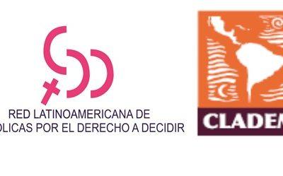CLADEM y Red CDD: CARTA ABIERTA AL PAPA FRANCISCO EN OCASIÓN DE SU VISITA A AMÉRICA LATINA