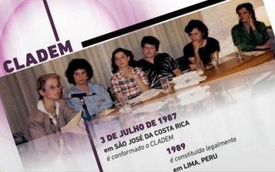 CLADEM: 27 años reafirmando el compromiso militante feminista en las Américas!
