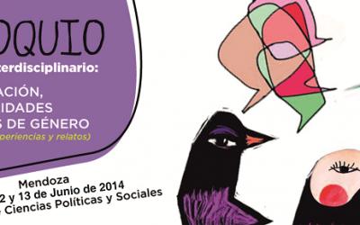 V Coloquio «Educación, sexualidades, relaciones de género»