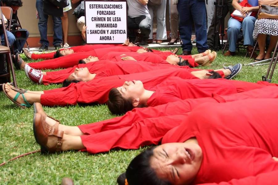 Estado peruano informa ante la CIDH que el caso de esterilizaciones forzadas sigue abierto.