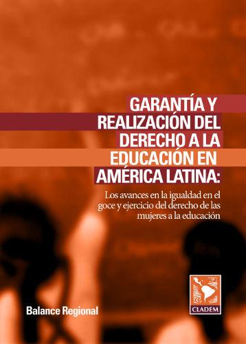 Garantía y realización del derecho a la educación en América Latina