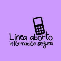 Lanzamiento Línea Aborto – Información Segura.