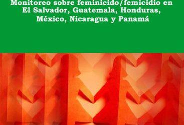 Monitoreo sobre feminicidio/femicidio en Bolivia, Ecuador, Paraguay, Perú y República Dominicana