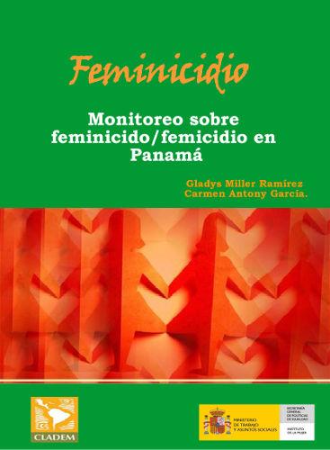 Monitoreo Sobre Feminicidio/Femicidio en Panamá