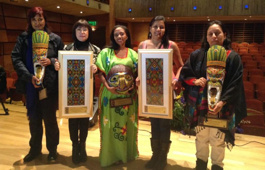 CLADEM Celebra Premio Nacional de Derechos Humanos a la Casa de la Mujer de Bogotá