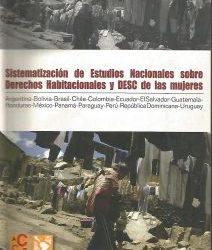 CLADEM presenta material «Sistematización de la incidencia de Cladem en las políticas públicas y en la jurisprudencia internacional sobre Violencia contra las Mujeres»