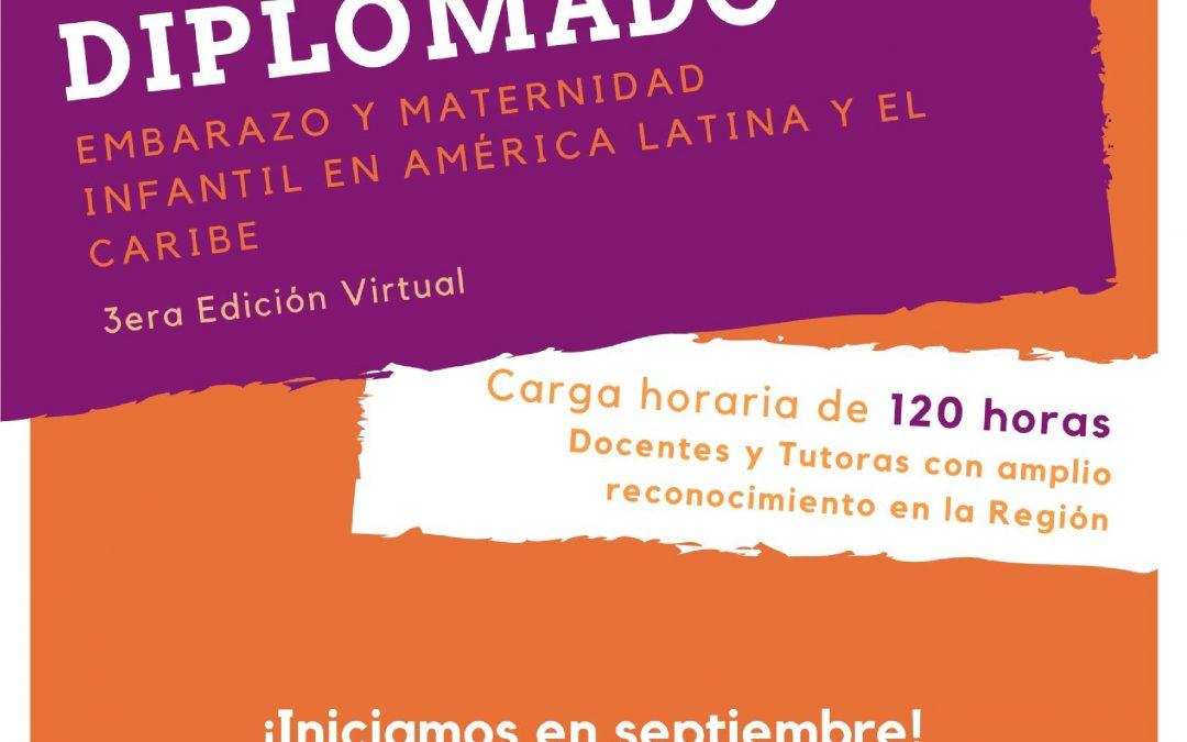 Diplomado Embarazo y Maternidad Infantil, 3era Edición