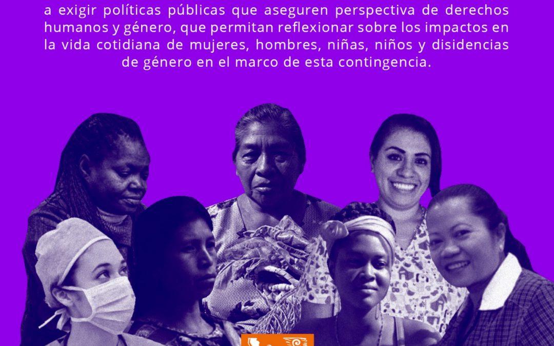 Los Estados y las deudas pendientes con los derechos de las mujeres ante la crisis sanitaria