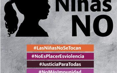 La triple violencia que viven las niñas en México / Caso YJJH de Puerto Vallarta