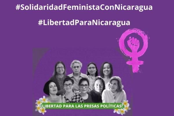 Organizaciones de derechos humanos le piden a la ONU y a la CIDH pronunciarse sobre situación de lideresas, políticas y defensoras de derechos humanos en Nicaragua
